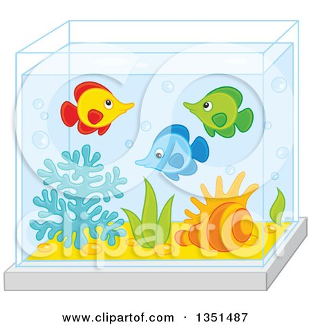 Aquarium clipart #1, Download drawings