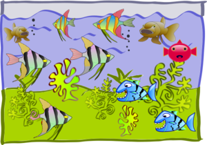 Aquarium clipart #9, Download drawings