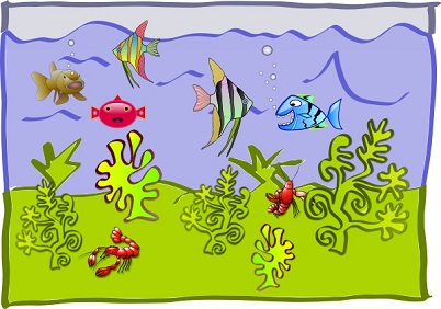 Aquarium clipart #18, Download drawings
