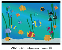 Aquarium clipart #17, Download drawings