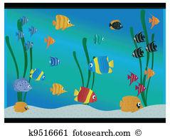 Aquarium clipart #17, Download drawings