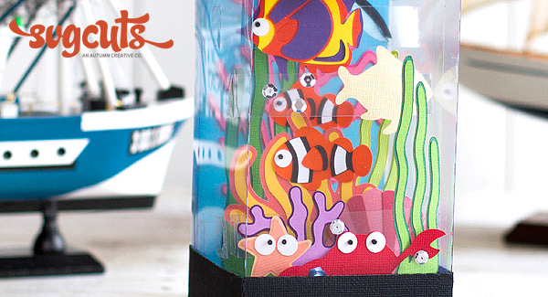 Aquarium svg #12, Download drawings