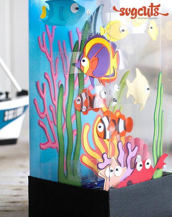 Aquarium svg #17, Download drawings