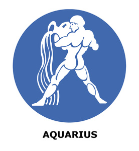 Aquarius (Astrology) clipart #14, Download drawings