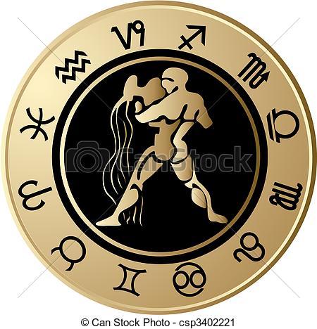 Aquarius (Astrology) clipart #16, Download drawings