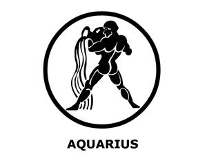 Aquarius (Astrology) clipart #1, Download drawings
