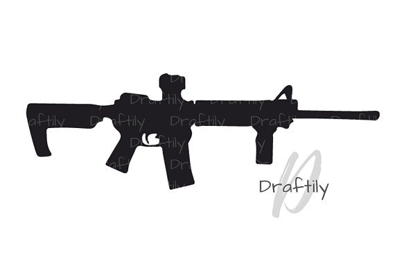 ar 15 svg #1247, Download drawings