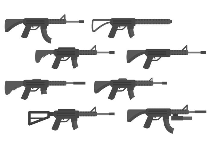 ar 15 svg #1238, Download drawings