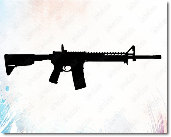 ar15 svg #951, Download drawings