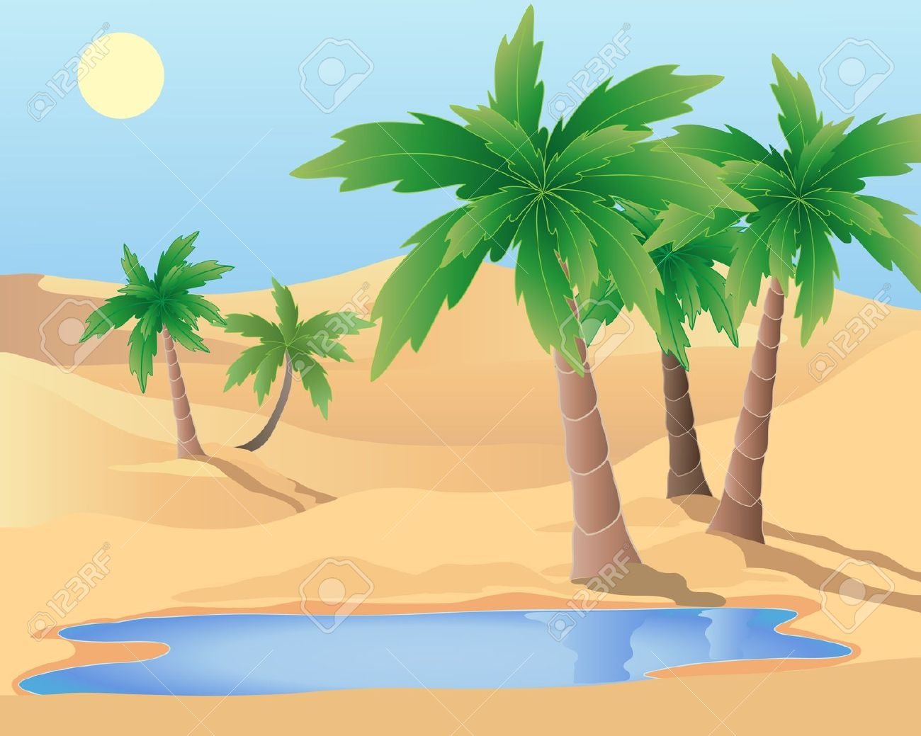 Arabian Desert clipart #4, Download drawings
