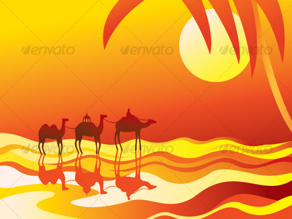 Arabian Desert clipart #2, Download drawings