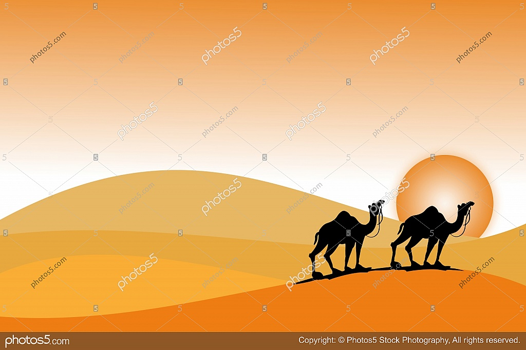 Arabian Desert clipart #1, Download drawings