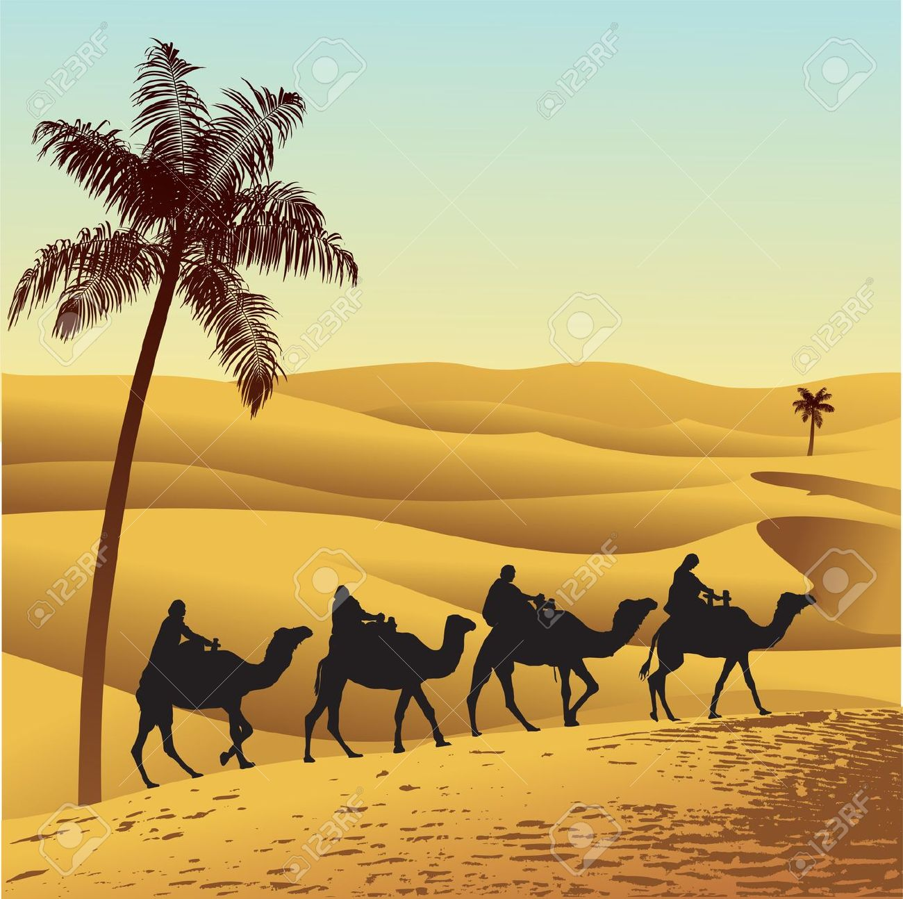 Arabian Desert clipart #7, Download drawings