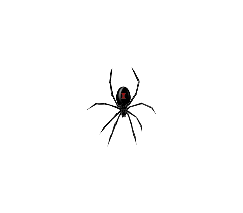 Redback Spider svg #8, Download drawings