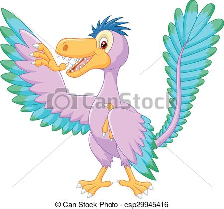 Archaeopteryx clipart #5, Download drawings