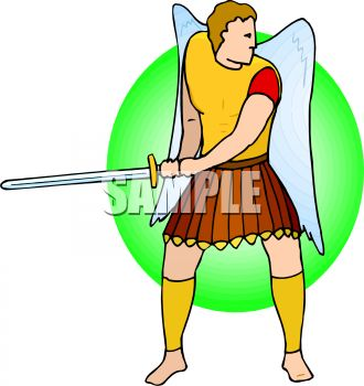 Archangel clipart #11, Download drawings