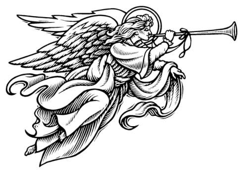 Archangel clipart #17, Download drawings
