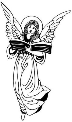 Archangel clipart #20, Download drawings