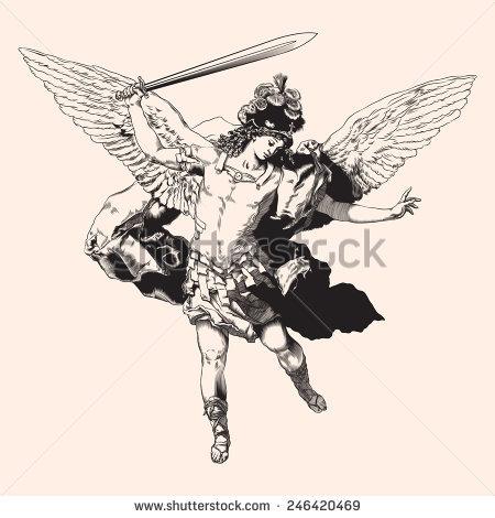 Archangel Michael! clipart #10, Download drawings