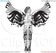 Archangel Michael! clipart #6, Download drawings