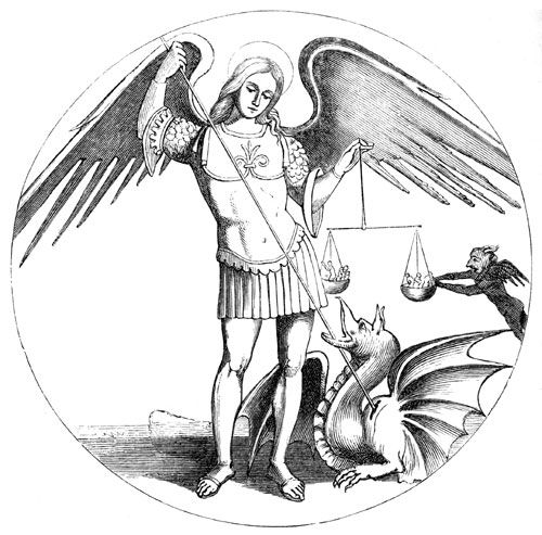 Archangel Michael! clipart #5, Download drawings