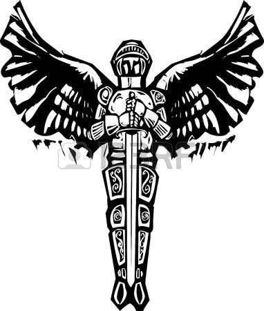 Archangel clipart #1, Download drawings