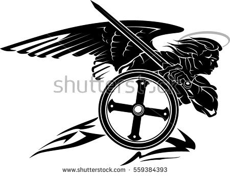 Archangel clipart #7, Download drawings