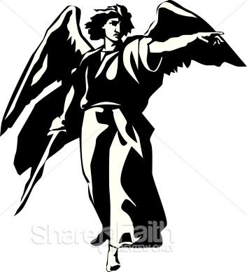 Archangel Michael! clipart #12, Download drawings