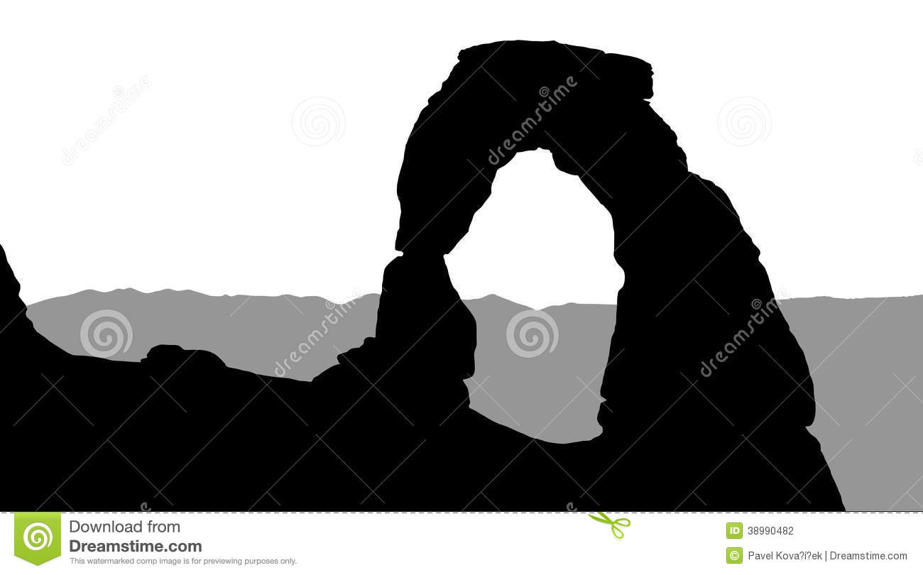 Arches National Park clipart #10, Download drawings