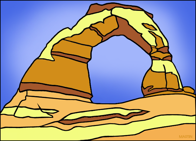 Arches National Park clipart #18, Download drawings