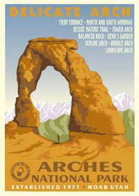 Arches National Park clipart #1, Download drawings