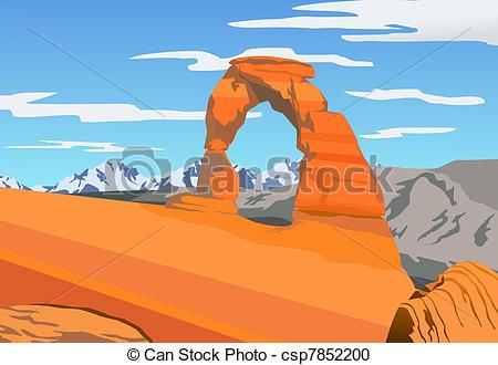 Arches National Park clipart #14, Download drawings
