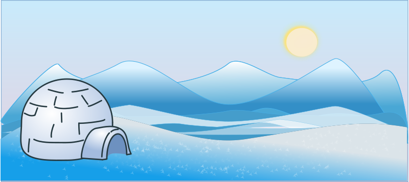 Arctic clipart #5, Download drawings