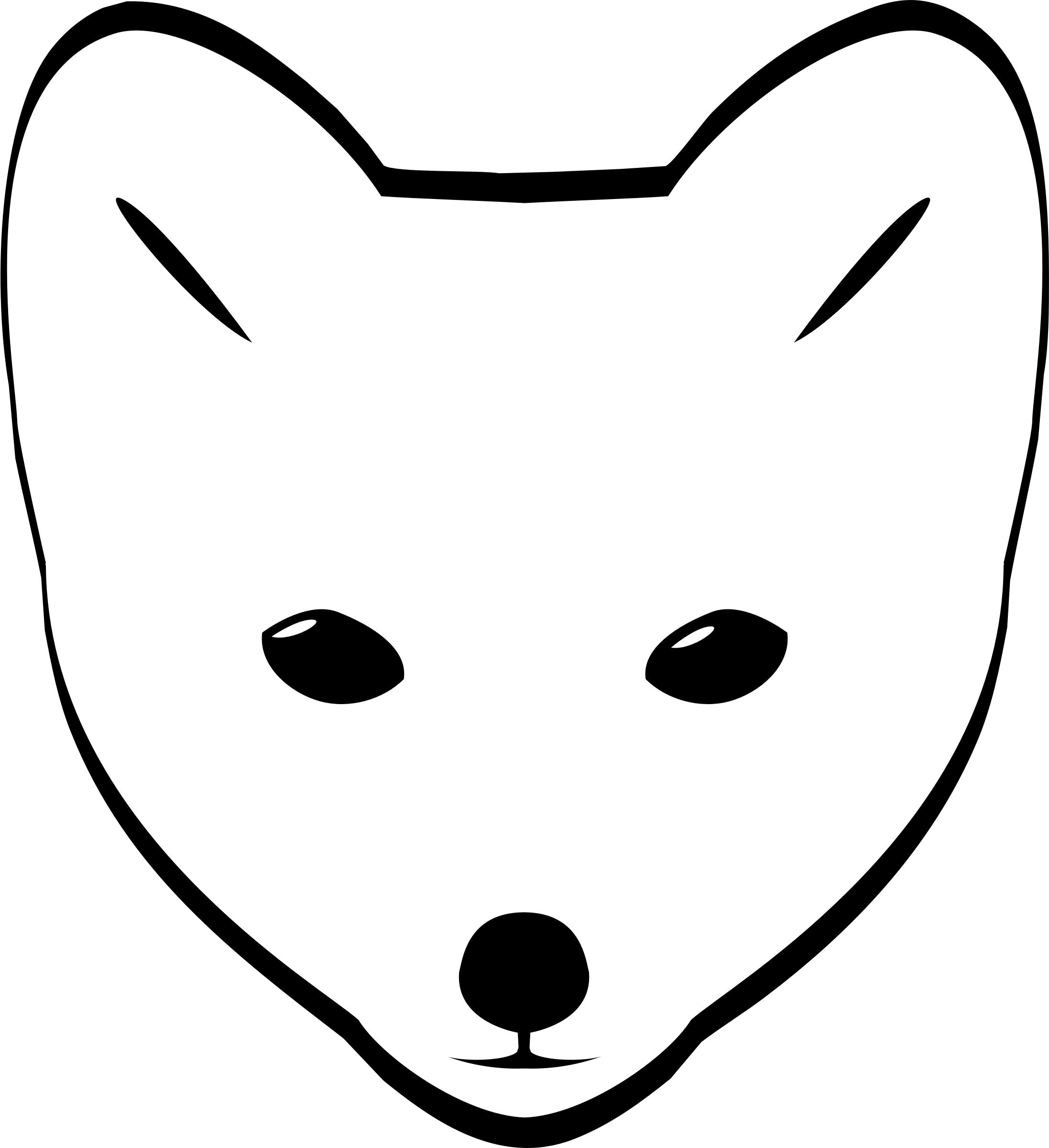Polar Fox clipart #10, Download drawings