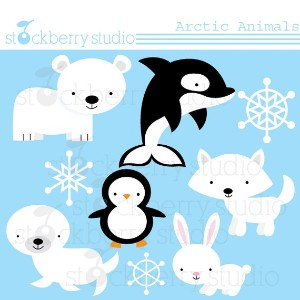 Arctic Fox clipart #3, Download drawings