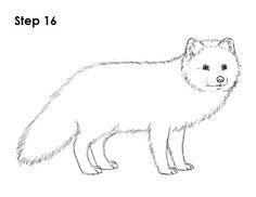 Arctic Fox svg #16, Download drawings