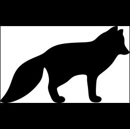 Arctic Fox svg #3, Download drawings