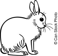 Arctic Hare clipart #4, Download drawings