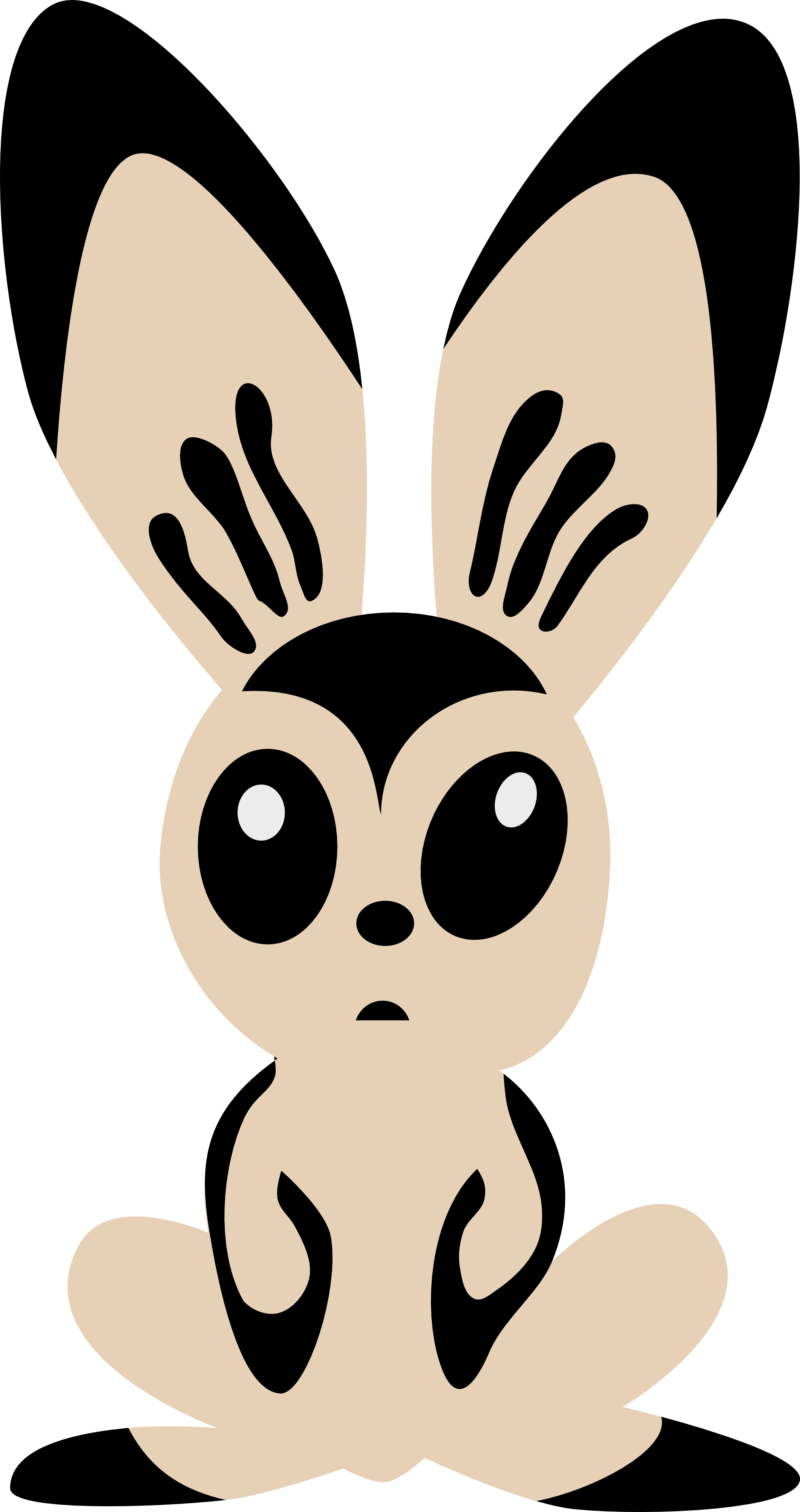 Arctic Hare svg #8, Download drawings