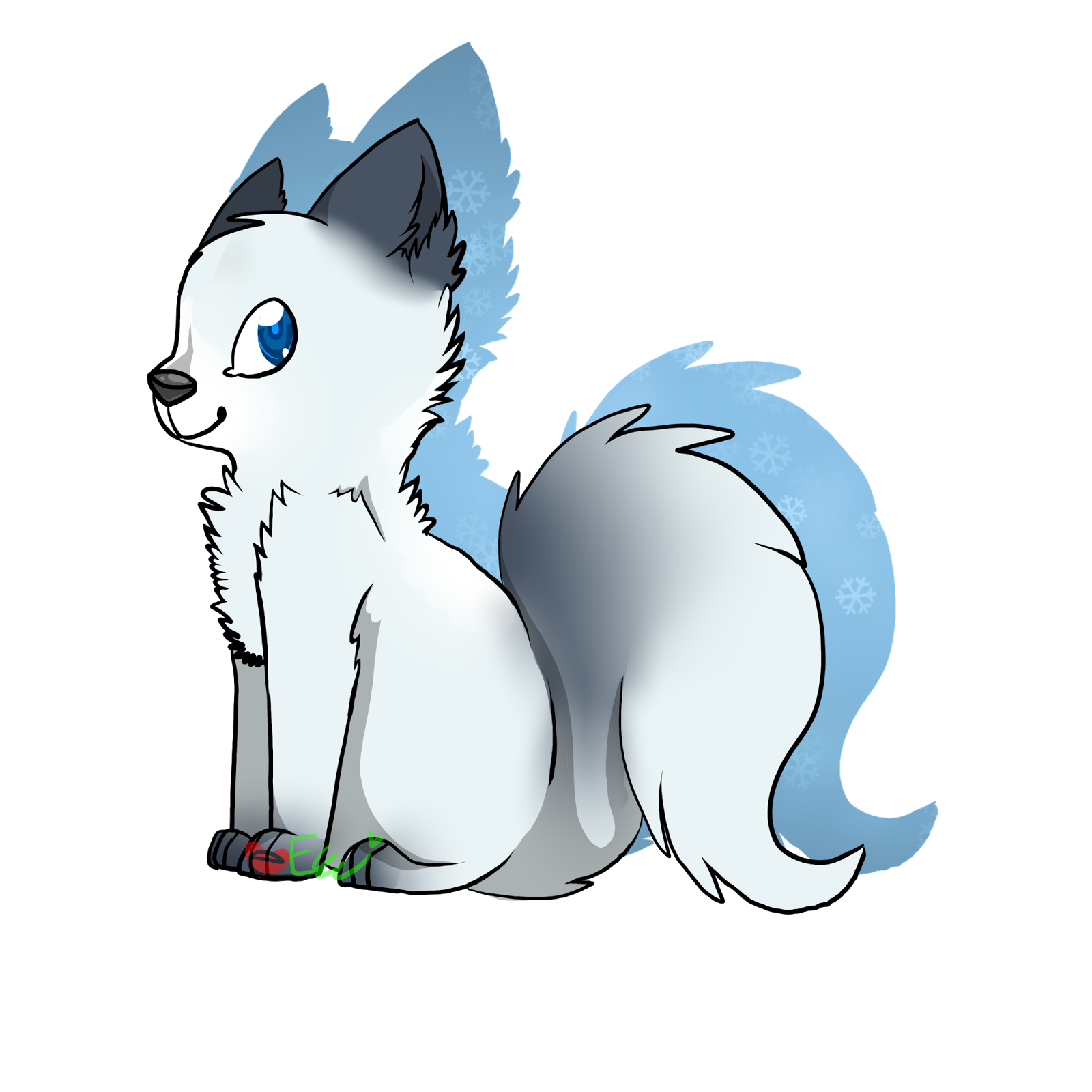 Arctic Wolf clipart #6, Download drawings