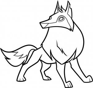 Arctic Wolf svg #11, Download drawings