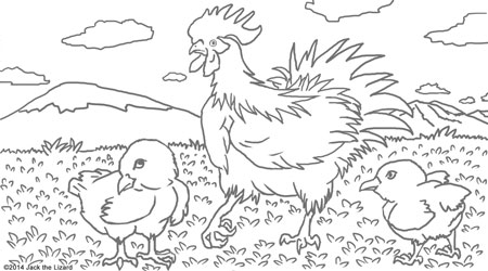 Paddy Field coloring #3, Download drawings