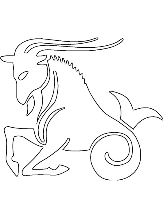 Aries coloring #8, Download drawings