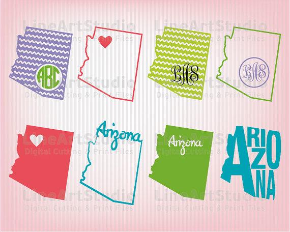 Arizona svg #13, Download drawings