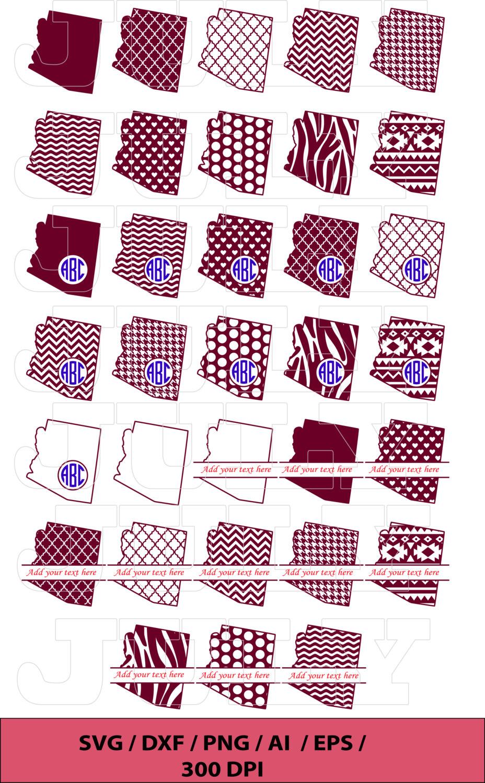 Arizona svg #2, Download drawings