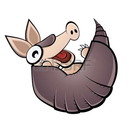 Armadillo clipart #5, Download drawings