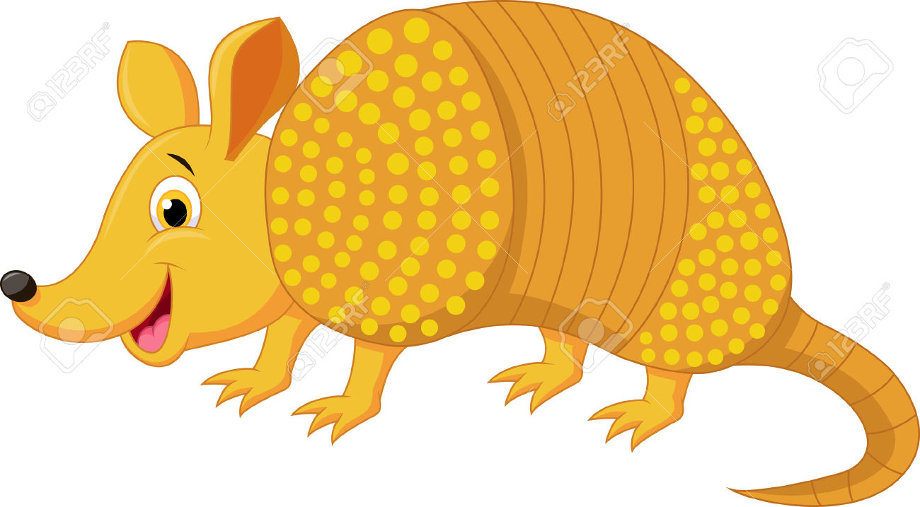 Armadillo clipart #14, Download drawings