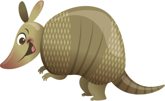 Armadillo clipart #9, Download drawings