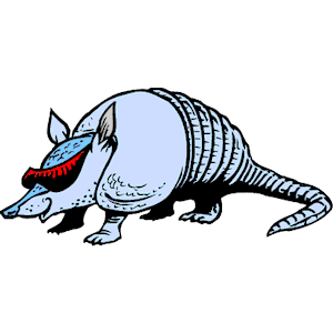 Armadillo svg #6, Download drawings