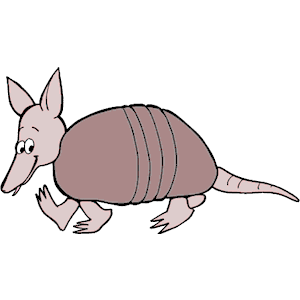 Armadillo svg #1, Download drawings
